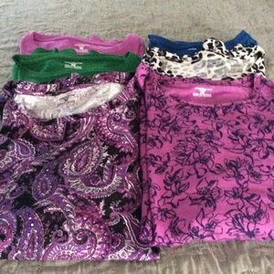 Lot of a Plus Size Tees